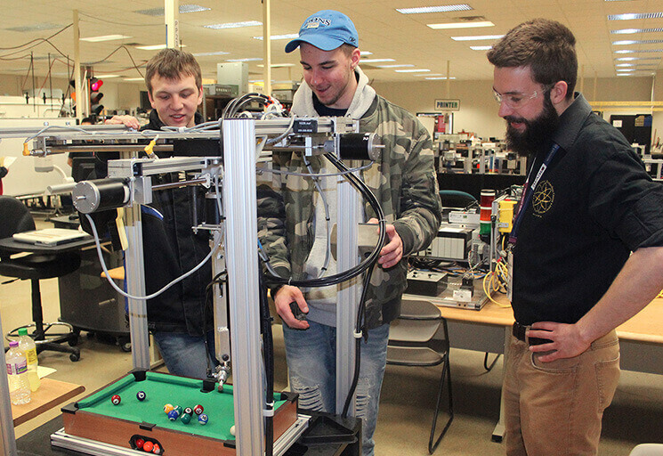 Photo of CVTC Event Showcases Manufacturing