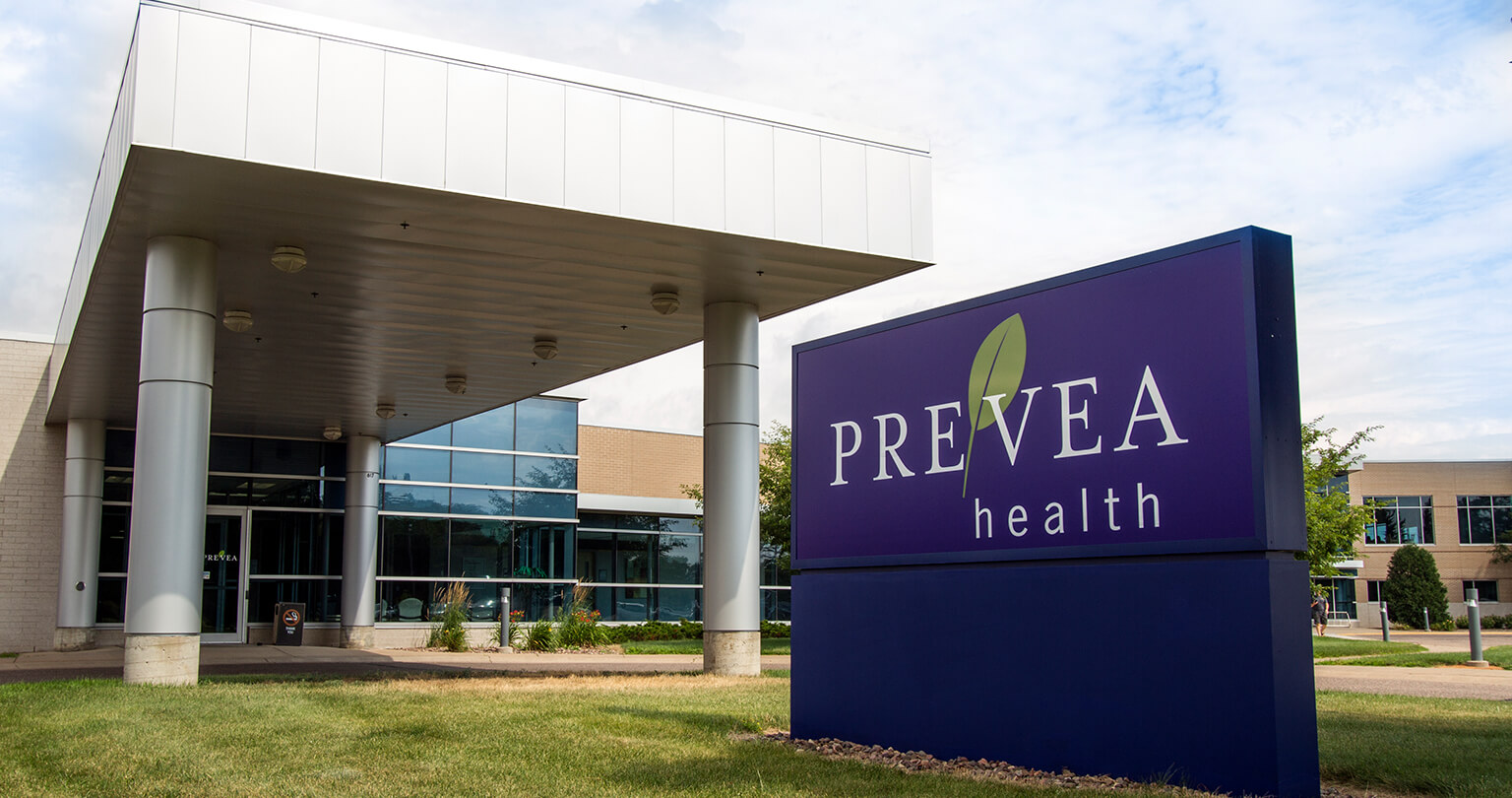 Exterior of Prevea Health Building