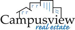 Campusview Real Estate Logo