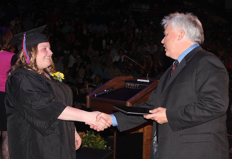 Event Photo - Eau Claire Graduation