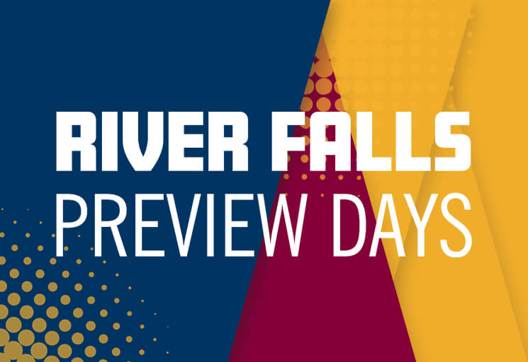 River Falls Preview Day Event Photo