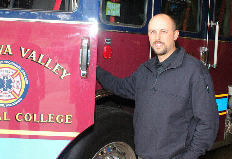 Mark Schwartz, who serves as the ambulance chief in Bloomer, has joined the faculty at Chippewa Valley Technical College and will be working with local emergency services departments to meet their training needs.