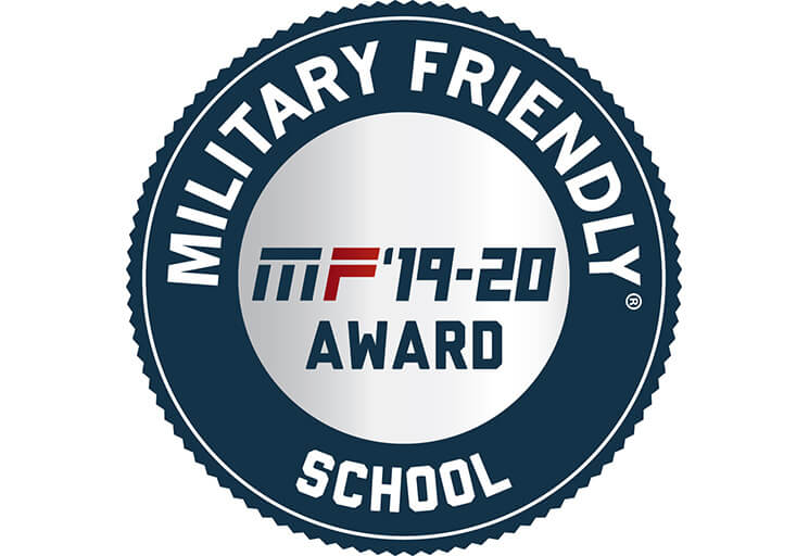 Photo of CVTC Named Military-Friendly School